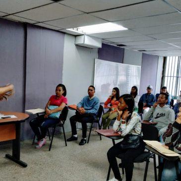 Inces Caracas inicia captación masiva de aprendices en el marco de la Gran Misión Chamba Juvenil